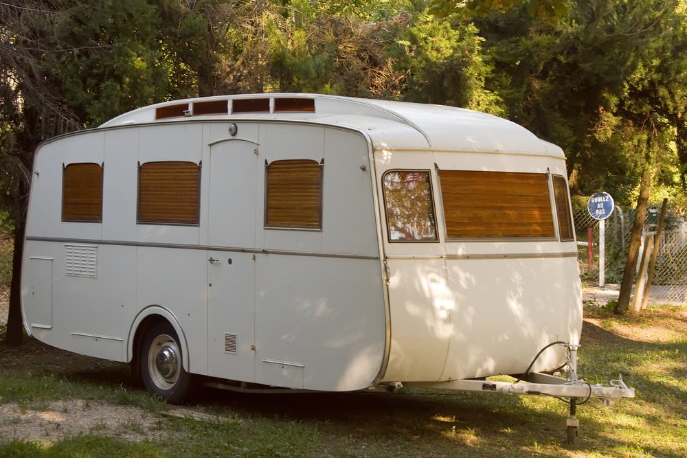caravan lening